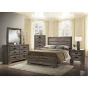 - Queen Bed Product Image