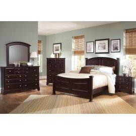 Triple Dresser - 7 Drawers
