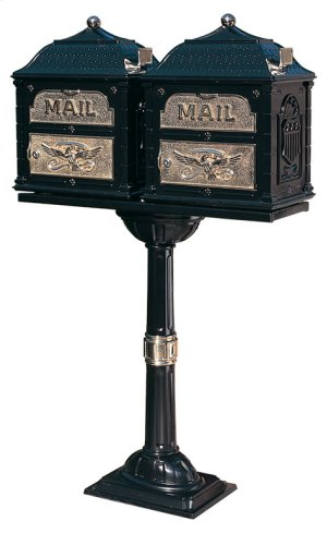 The Classic Double-Mount Mailbox Product Image