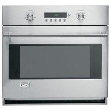 """GE Monogram® 30"""" Built-In Electronic Convection Single Wall Oven"""