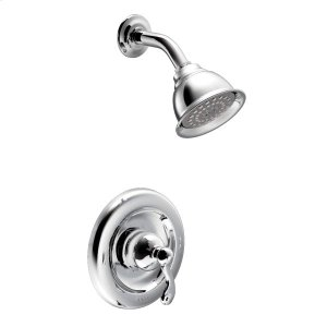 Traditional chrome posi-temp® shower only Product Image