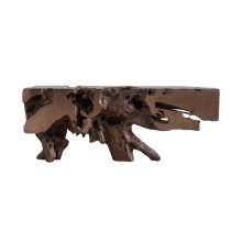 Freeform Console Table, Bronze