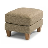 Westside Fabric Ottoman Product Image