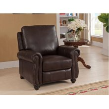 Push Back Recliner in Raleigh-Brown