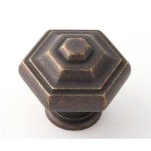 Geometric Knob A1530 - Barcelona