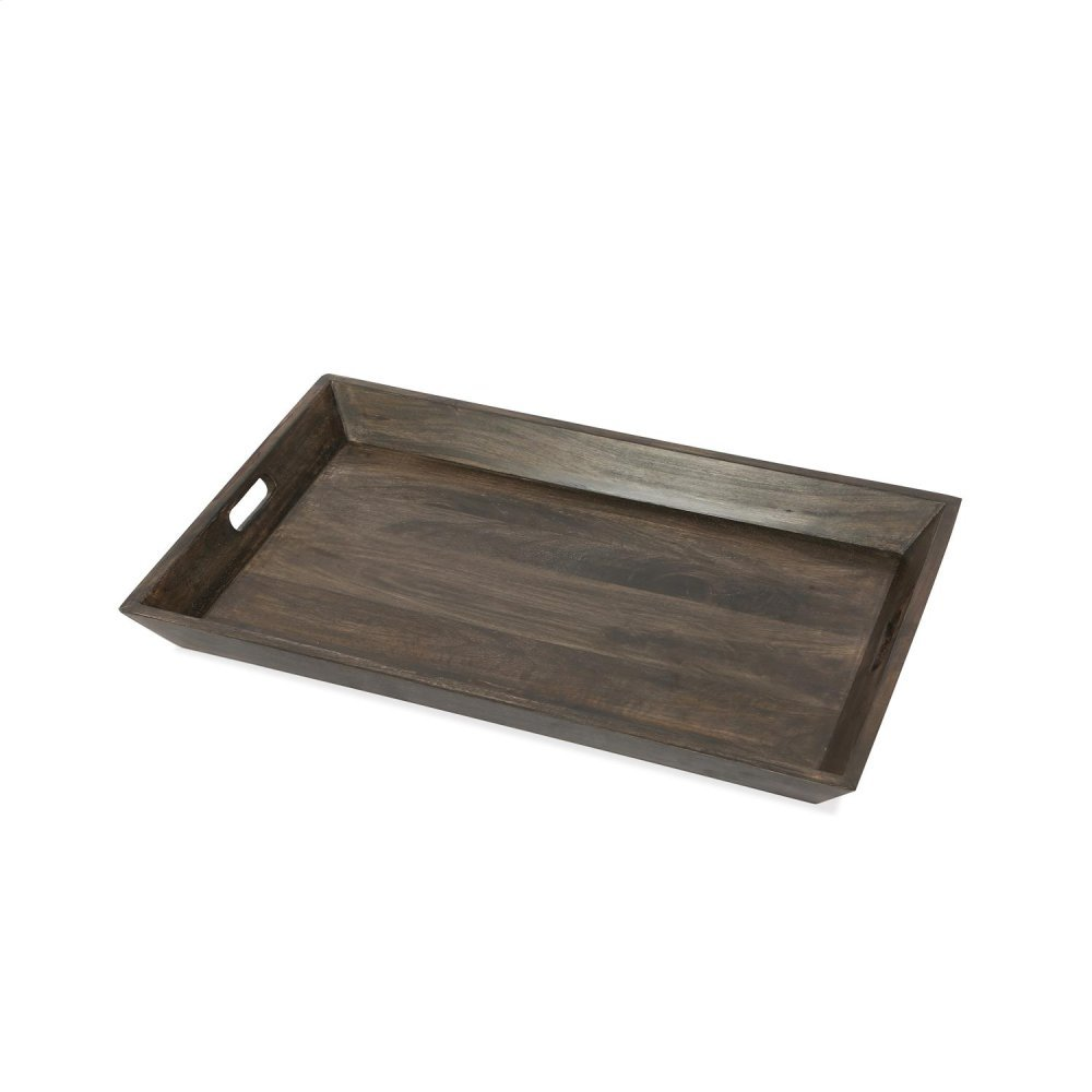 Medium Tray - Classic Gray Finish