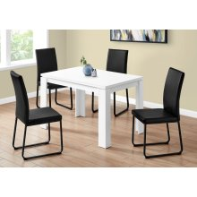 """DINING TABLE - 32""""X 48"""" / WHITE"""