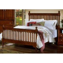 Slat Poster Bed (Queen)