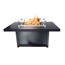 """Outdoor Fire Pit : Natural Gas Monaco 50"""" x 32"""""""