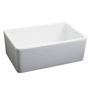 """24x16"""" Apron Sink - Fireclay Product Image"""