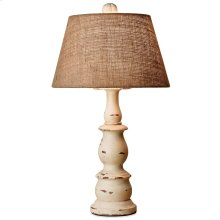 Bobeche Small Table Lamp