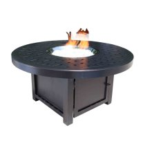 "Outdoor Fire Pit : Hampton 48"" Round"