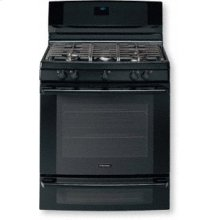 "30"" Natural Gas Freestanding Range with Wave-Touch Controls"