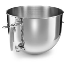 7 Qt Bowl-lift Mixer Bowl - Stainless Steel