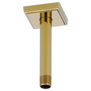 "6"" Ceiling Mount Shower Arm and Flange Product Image"