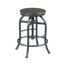 Adjustable Height Pub Stool