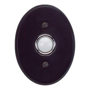 Traditionalist Doorbell - Matte Black Product Image