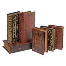 Monte Cassino Book Box Collection - Set of 6