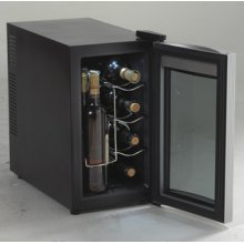 Model EWC801-IS - 8 Bottle Thermoelectric Counter Top Wine Cooler