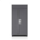 """42"""" Classic Side-by-Side Refrigerator/Freezer with Dispenser - Panel Ready Product Image"""