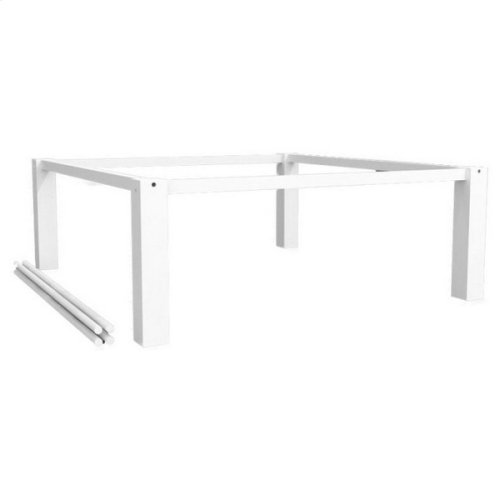 Top Tent Wood Frame (Twin) : White