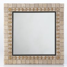 Manchego 24in. Square Mirror