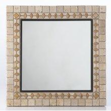 Manchego 24in. Square Mirror