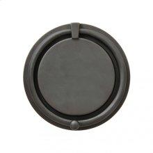"8 1/4"" Round Door Knocker - DK825 Silicon Bronze Brushed"