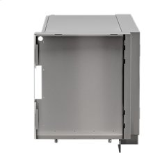 OUTDOOR KITCHEN CABINETS IN STAINLESS STEEL  PURE 90° Corner Filler cabinet Right end