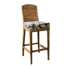 24'' Bar Stool, Available in Antique Cream Finish Only.