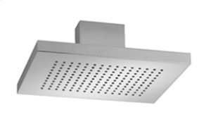 JUST RAIN Rain shower ceiling-mounted - polished stainless steel Product Image