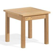 "18"" End Table - Shorea"