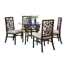 Trinidad 6 PC Dining Set w/cushion