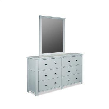Salinas 6 Drawer Dresser