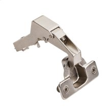 105 Degree 18 mm Crank Cam Adjustable Standard Duty Hinge with Press-in 8 mm Dowels *Item Replaces 500.0U22.05*