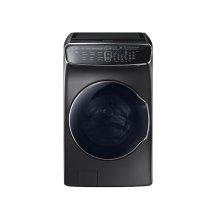 6.0 cu. ft. FlexWash Washer in Black Stainless Steel