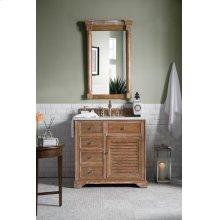 """Savannah 36"""" Single Bathroom Vanity"""