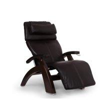 Perfect Chair PC-420 Classic Manual Plus - Espresso Premium Leather - Dark Walnut