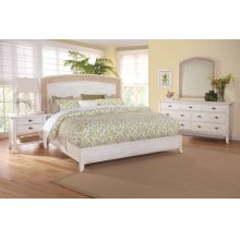Fairwinds Arched Seagrass Bedroom Set