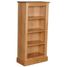 "Classic Short Category IV Bookcase, Classic Short Category IV Bookcase, 3-Adjustable Shelves, 26""w"