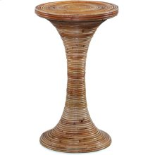 Kubu Round Chairside Table