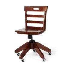 School Chair : Chestnut :