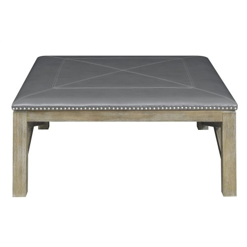 Emerald Home Laney Square Upholstered Coffee Table T4389-00-03