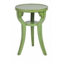 Coastal Accent Table- Green