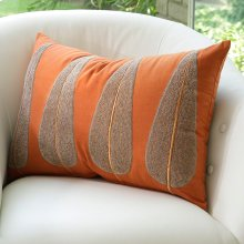 Copper Tree Pillow