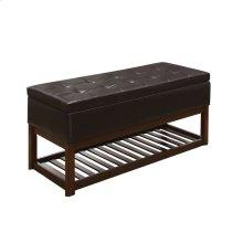 Lift-Top Storage Bench