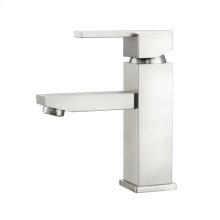 Fulton Single Handle Lavatory Faucet - Brushed Nickel