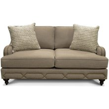 Johnson Loveseat with Nails 4J06N