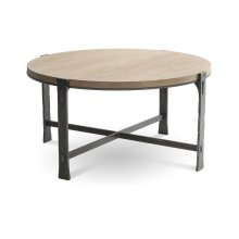 """Woodland 36"""" Round Cocktail Table"""