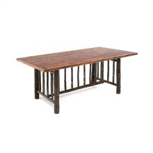 Old Yellowstone - Original Spindle Dining Table- 5′-8′ - 5′
